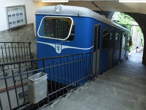 Locarno - Madonna del Sasso Funicular