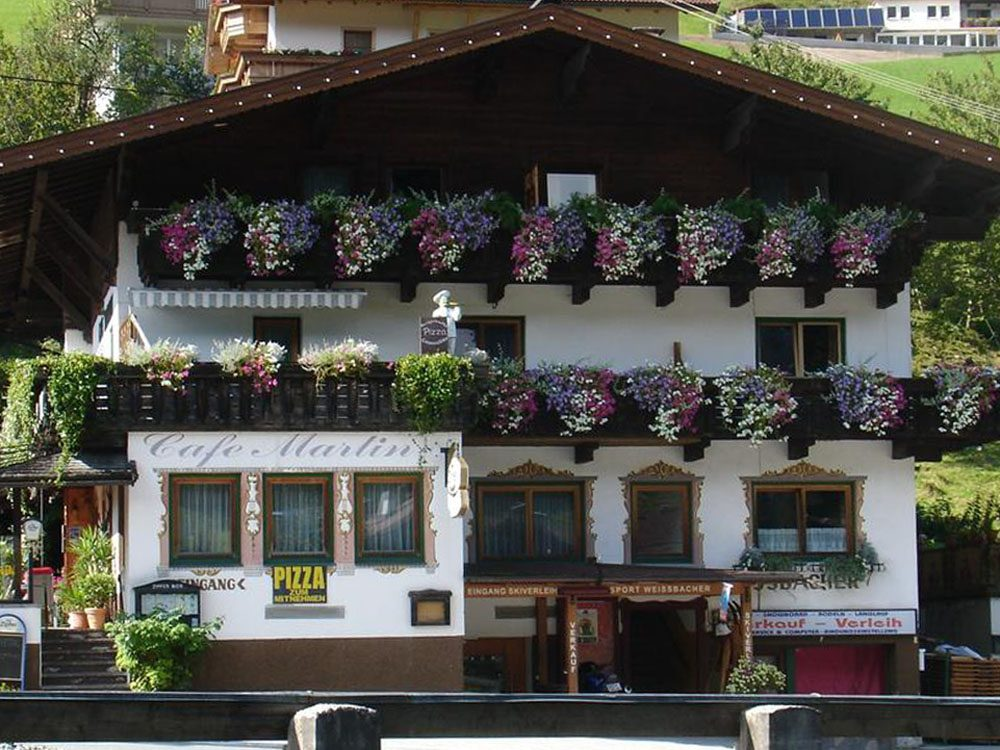 Cafe Martin Auffach Tirol