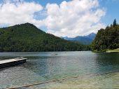 Hechtsee zwemmeer bij Kufstein