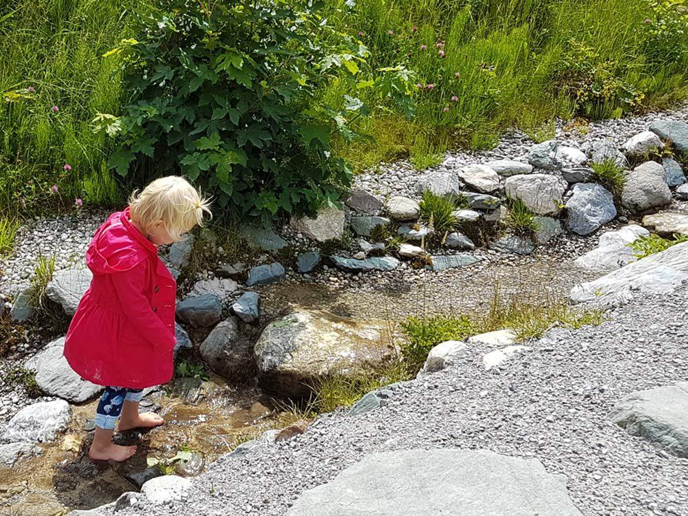Hexenwasser Wasserwanderweg Söll