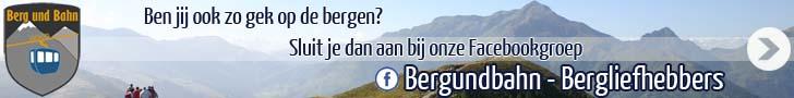 Bergundbahn bergliefhebbers Facebookgroep