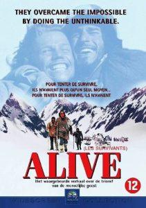 Alive - bergfilm