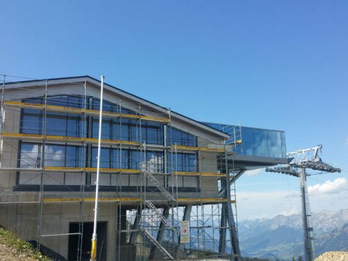 Saanersloch Bergbahnen Gstaad