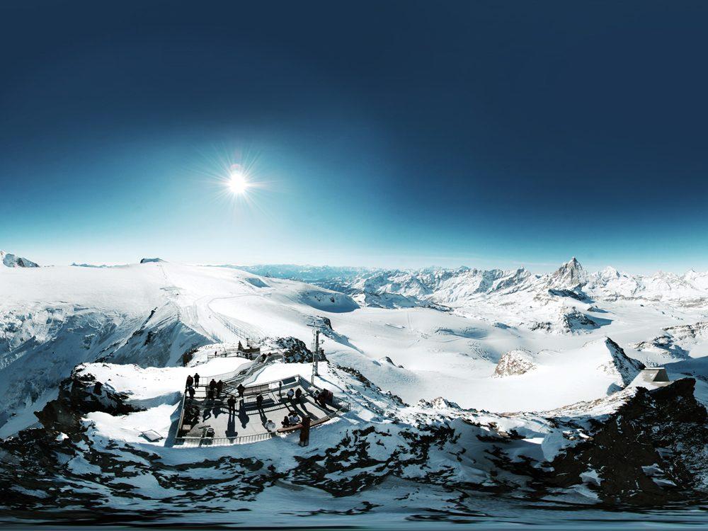 Matterhorn Glacier Ride
