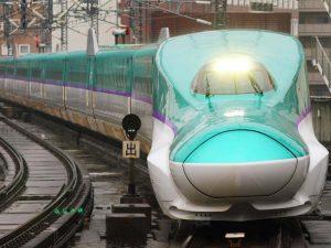 Shinkansen Hokkaido