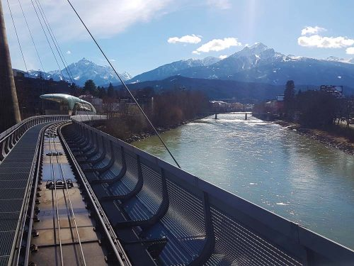 Hungerburgbahn Innsbruck
