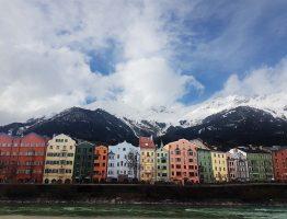 Mariahilfstrasse Innsbruck