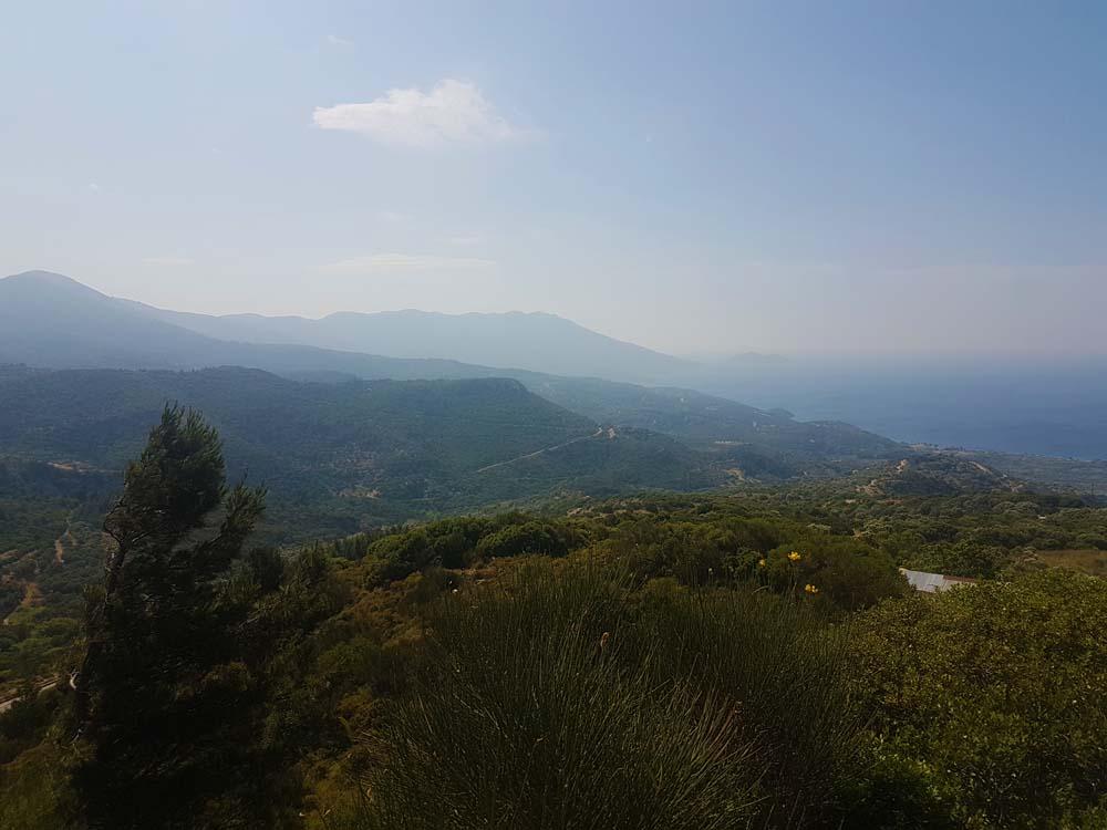 Bergen op Samos