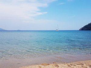 Samos Limnionas beach