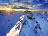 Wintersport Mürren Zwitserland