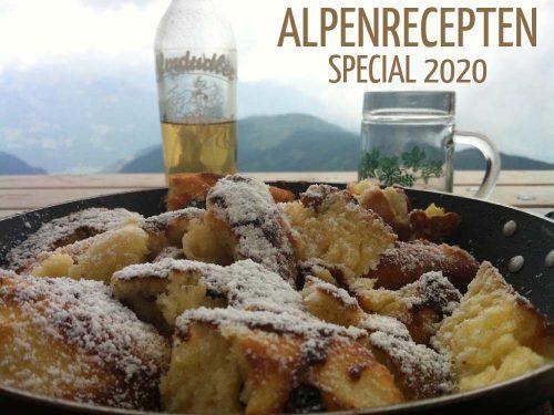Alpenrecepten - Bergundbahn